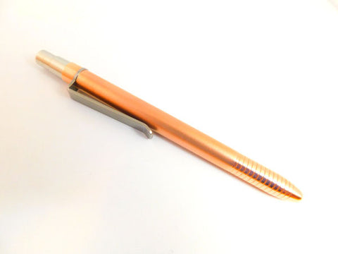 Copper Click pen