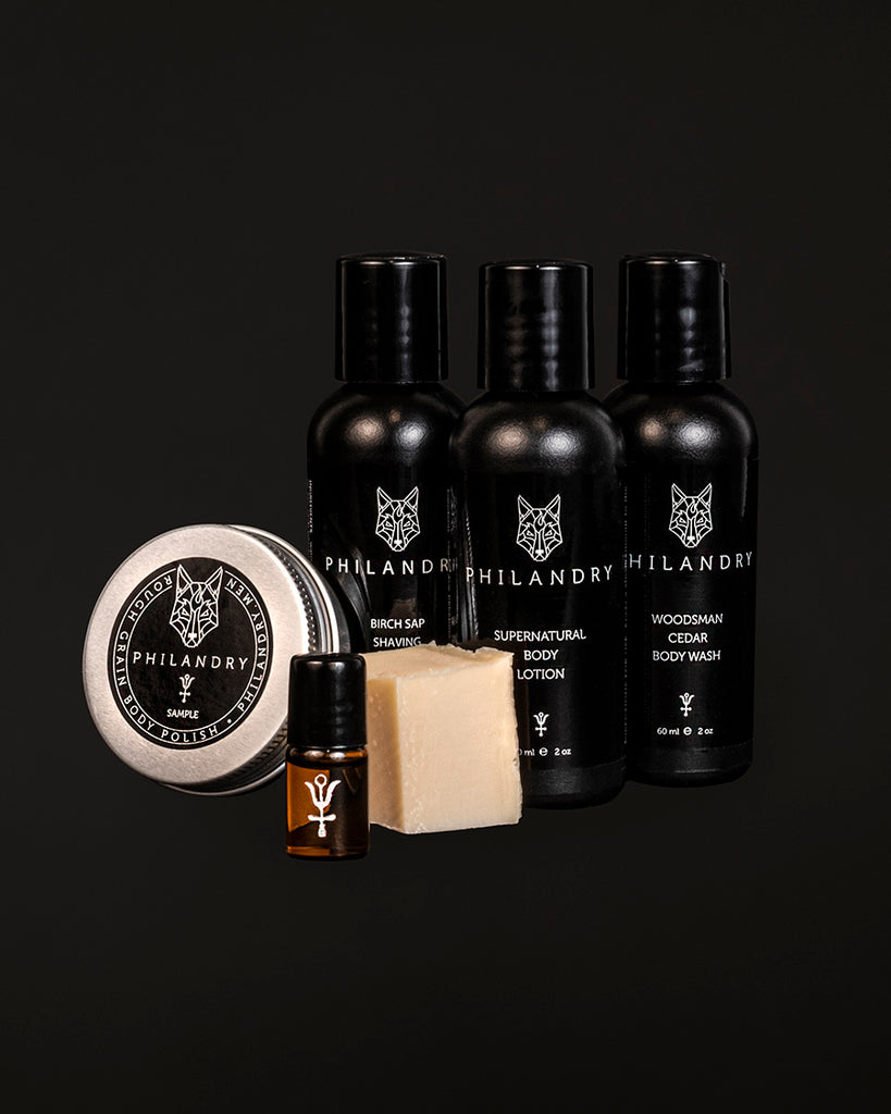 Men's Grooming & Personal Care Discovery Set