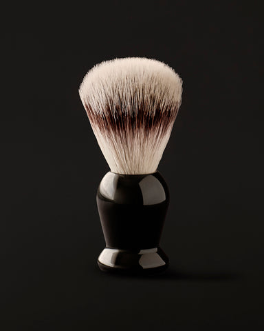Synthetic Silvertip Badger Shave Brush by PHILANDRY