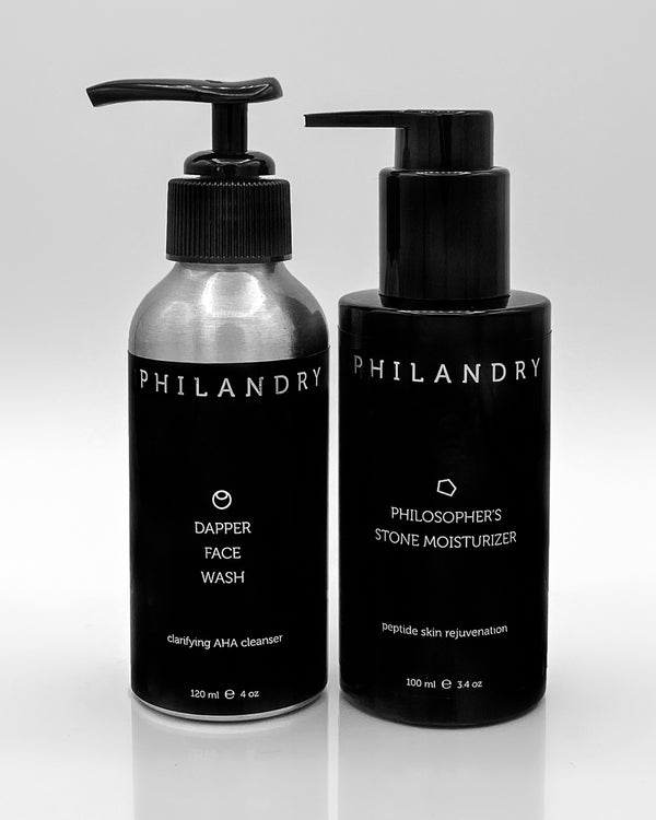 Skin Care Essentials for Men PHILANDRY