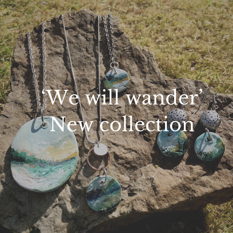 New collection 'We will wander'