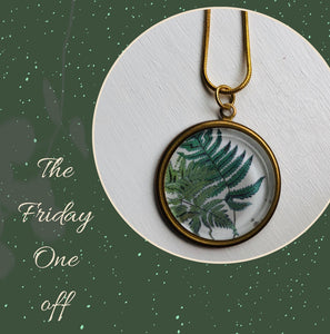 🌿SOLD🌿 The Friday one off - week Nine
