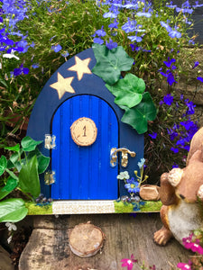 To the stars fairy door