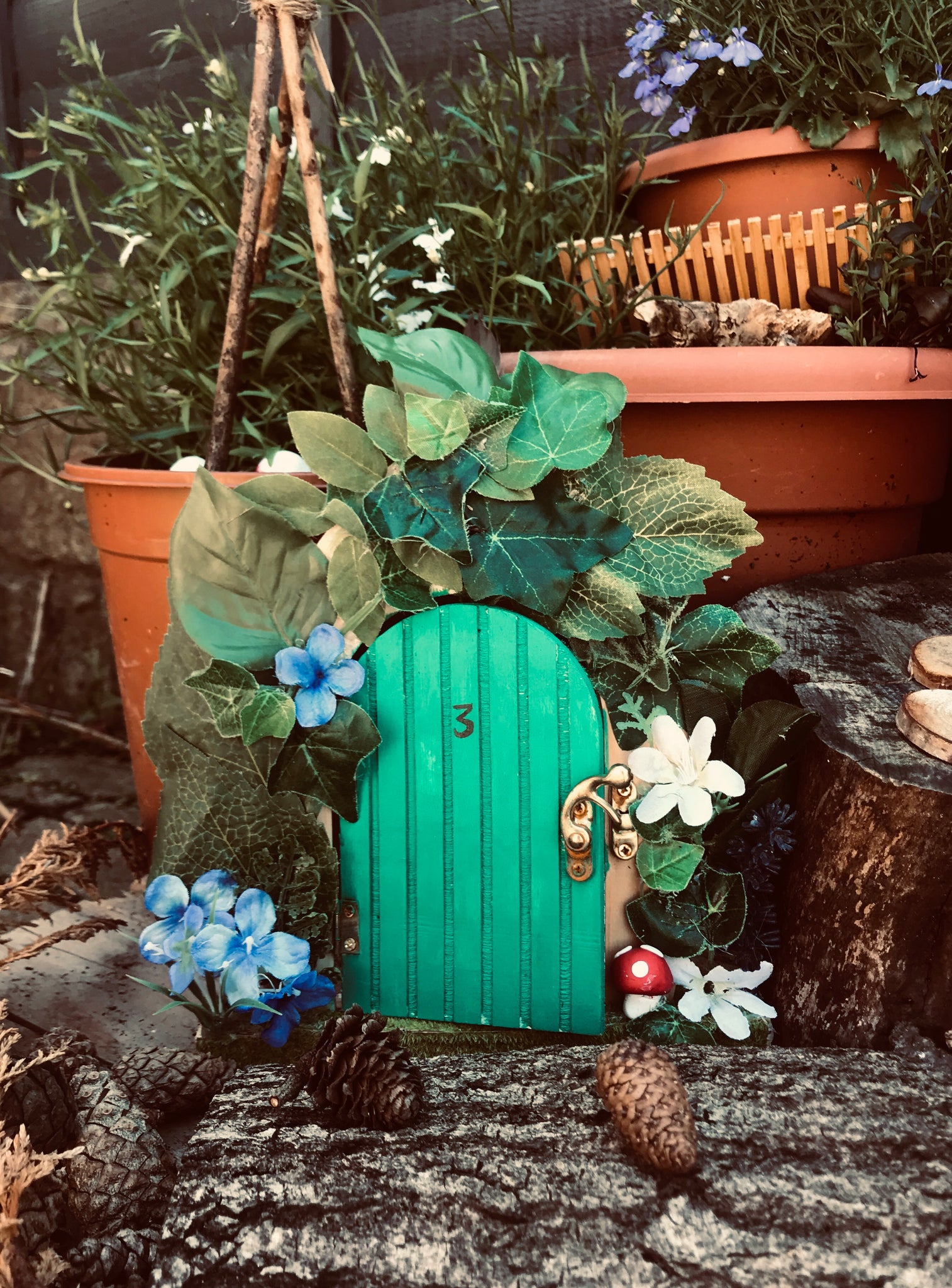 Forest Fairy door