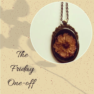 The Friday one off - ten