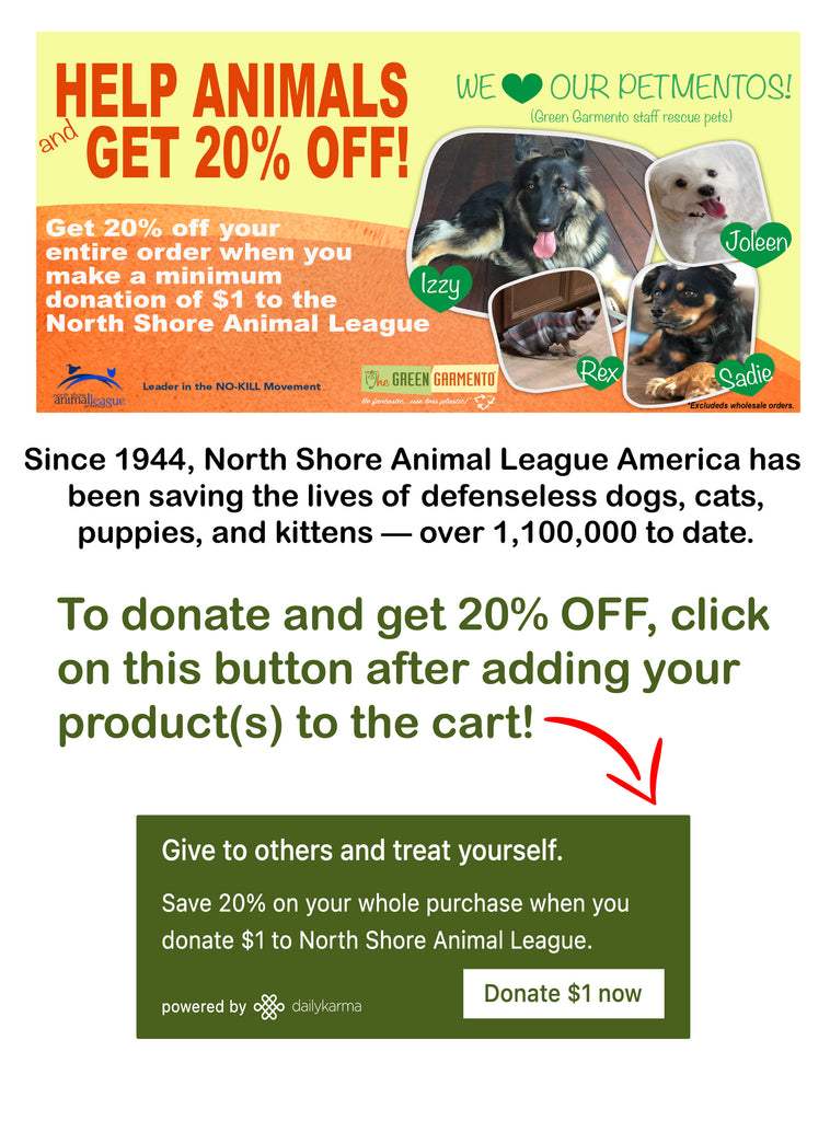 Donate to North Shore Animal League