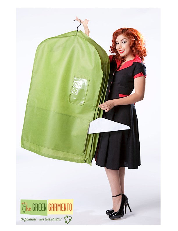 Wholesale -  Deluxe Garmento Bag w/ Hanger Pouch