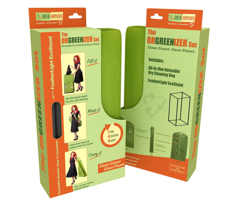 The OrGreenizer Set