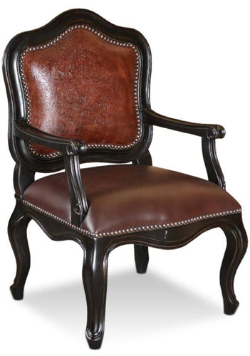 Red Canyon Accent Arm Chair - Gringo Home