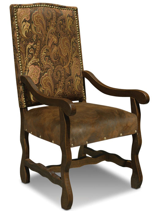 Hacienda Arm Chair - Gringo Home