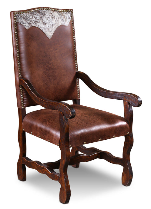 Ranchero Arm Chair - Gringo Home
