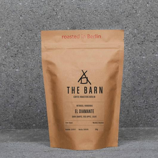 Coffee Review- The Barn El Diamante