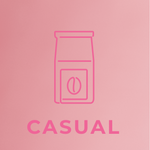 Casual-Once Every Month-Rotating-Neon Coffee Company