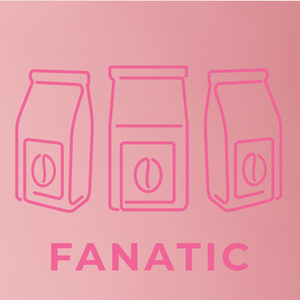 Fanatic-Once Every 10 Days-Rotating-Neon Coffee Company