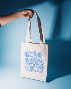 Dayglow X Orkenoy Tote Bag