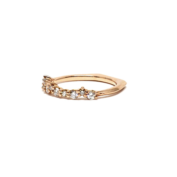 Eleven Star Twinkle Ring