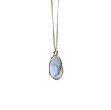 Raw Tanzanite Drop