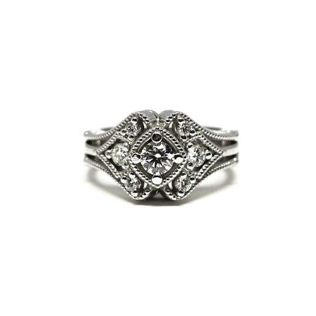 Five Star Twinkle Ring
