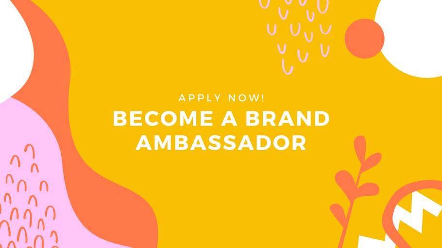 Apply to Become a Brand Ambassador!
