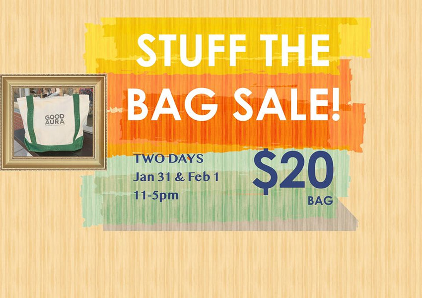 "What the heck is a ""Stuff the Bag"" sale?!"