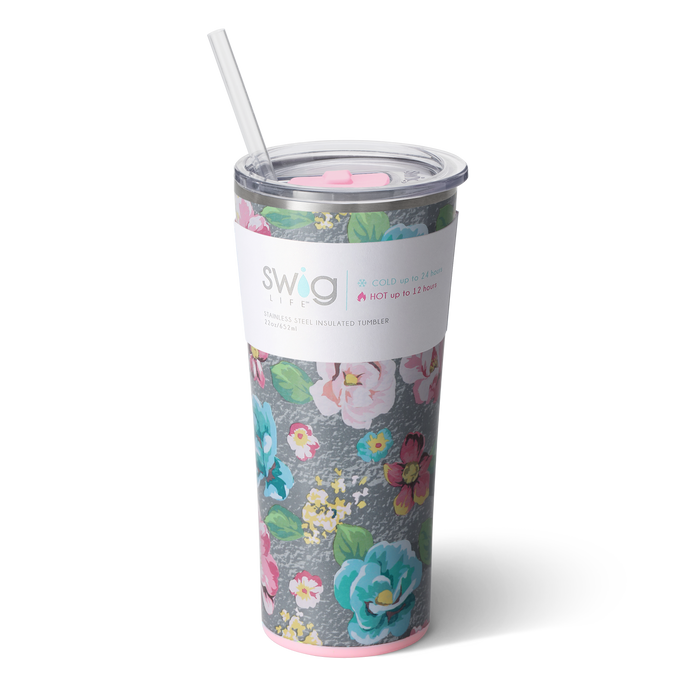 Garden Party Signature 22oz Tumbler