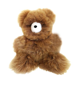 alpaca stuffed bear toy