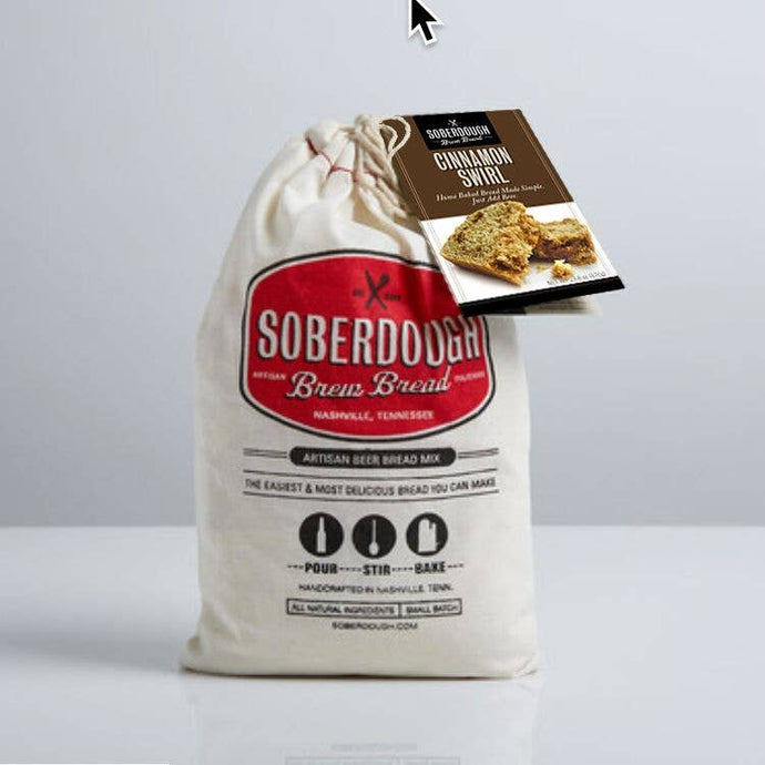 Soberdough - Cinnamon Swirl - Half Case