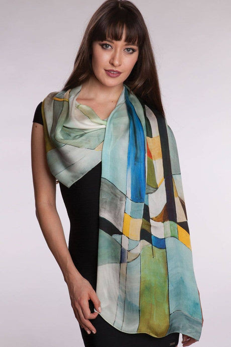 Rachita Satin Scarf