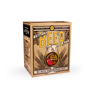 Craft a Brew - Oak Aged IPA Brewing Kit