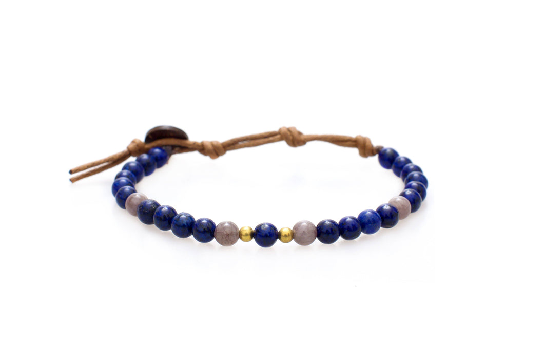 Wisdom and Master - 6mm Healing Bracelet