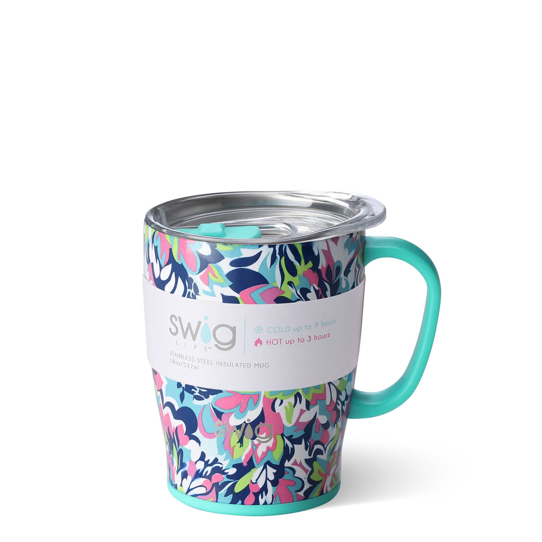 Frilly Lilly Signature 18oz Mug