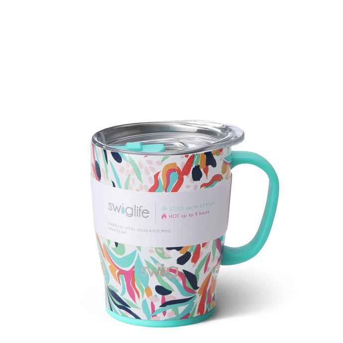 Wild Flower Signature 18oz Mug