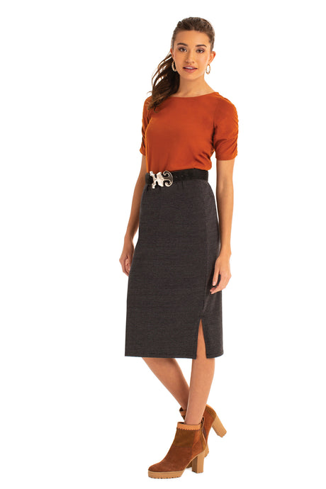 Dot Stride Skirt