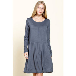 Katie 2-tier Bamboo Dress