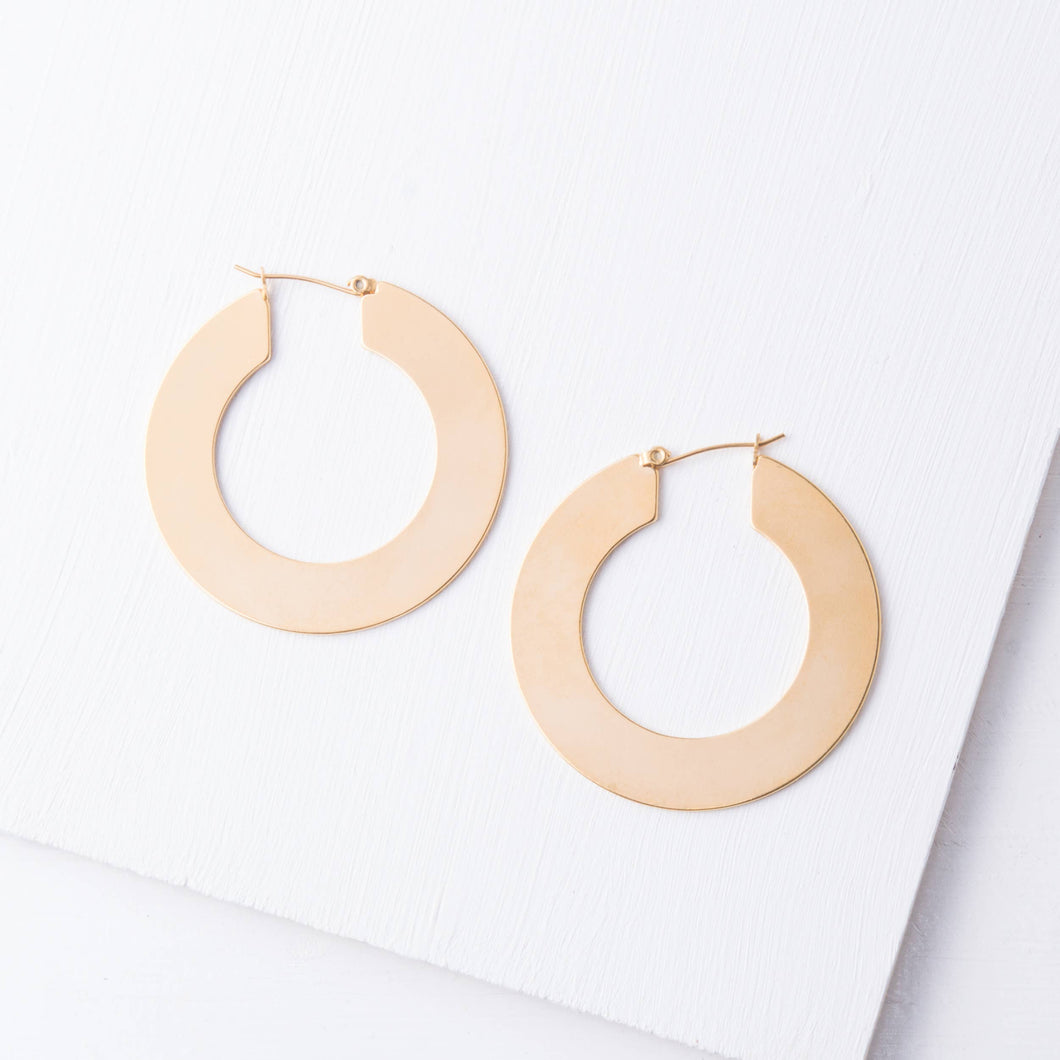 Thick Savanah Earrings