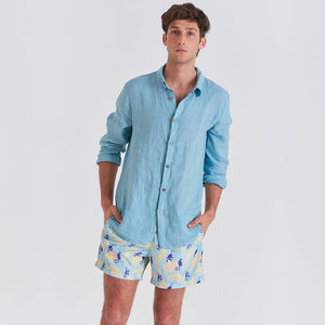 Men's Laguna Linen Shirt