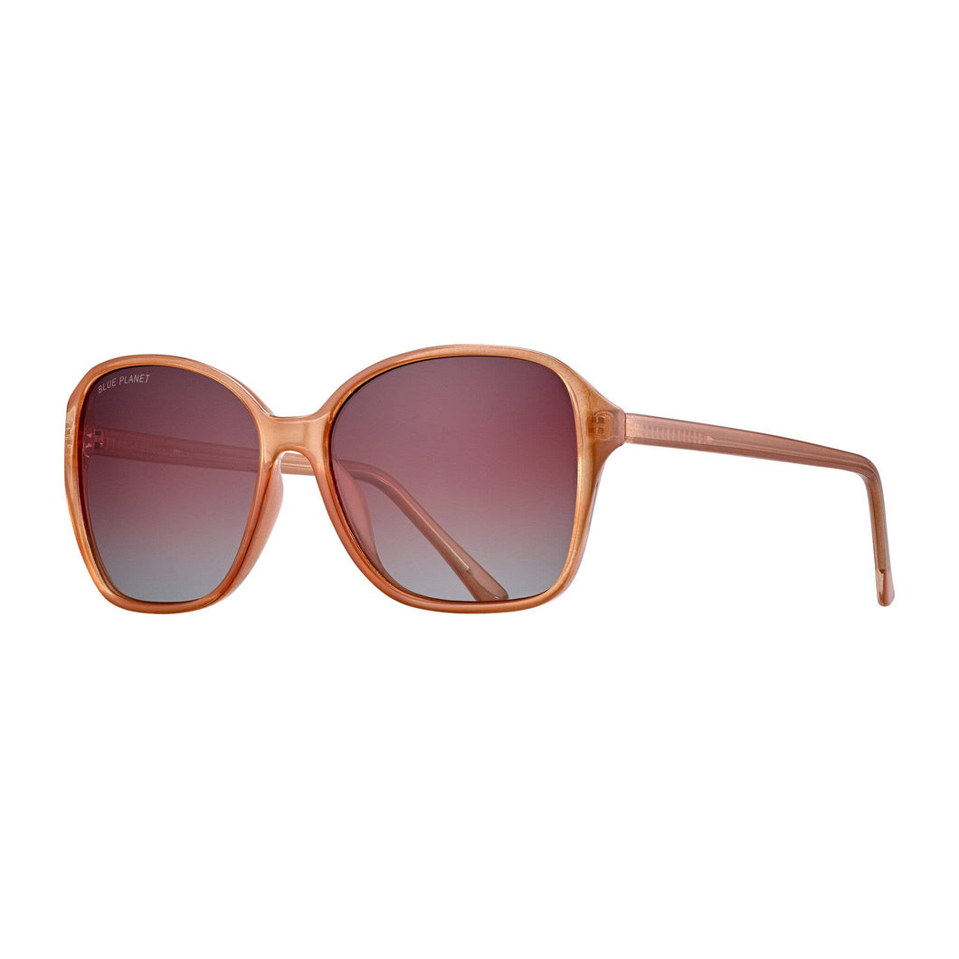 Althea - Caramel / Gradient Brown Polarized Lens