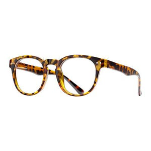 animal print glasses
