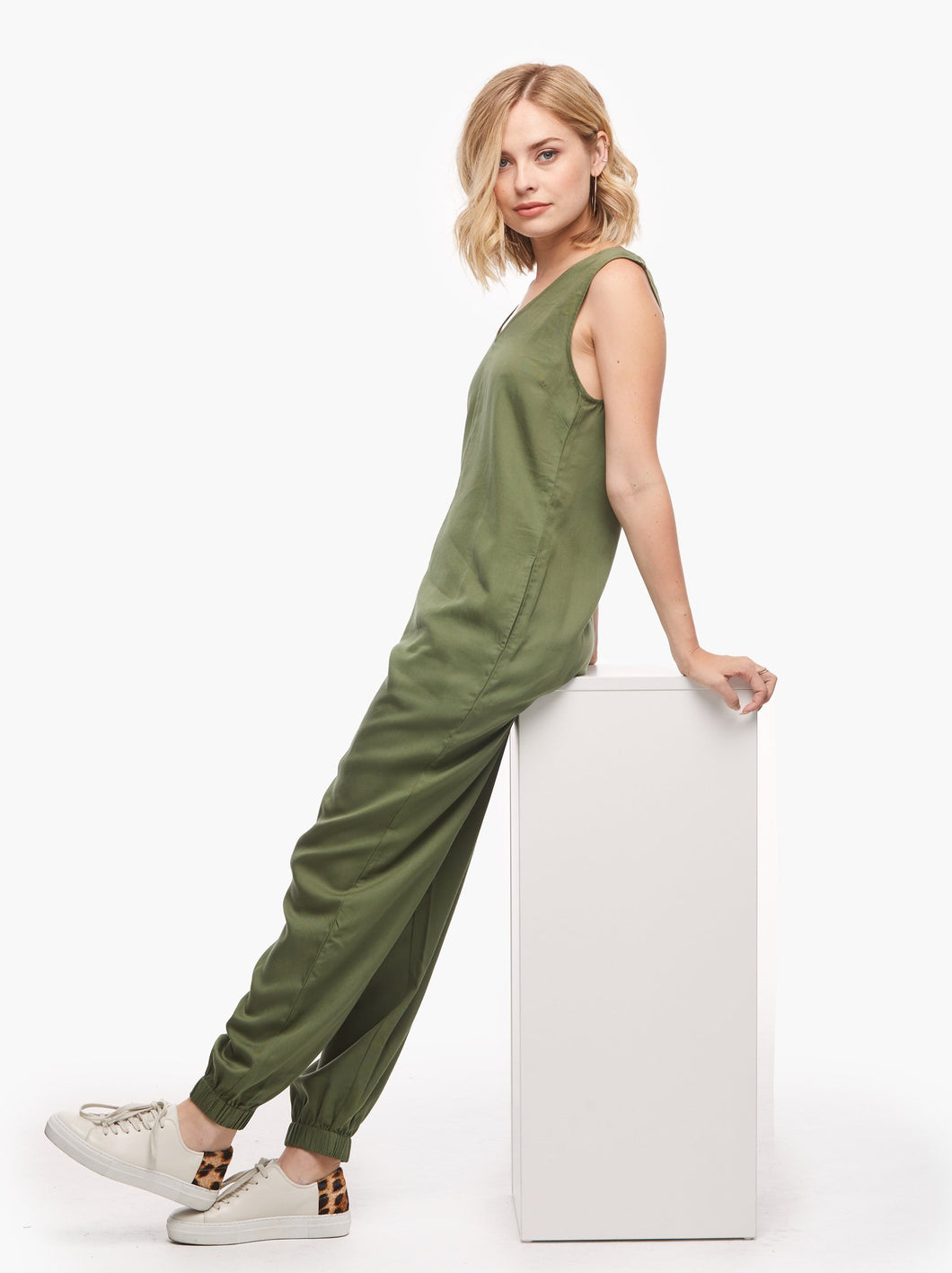 Charvee Relaxed Jumpsuit
