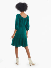Betty Puff Sleeve Dress