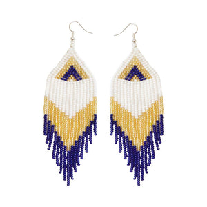 Marino Beaded Earrings