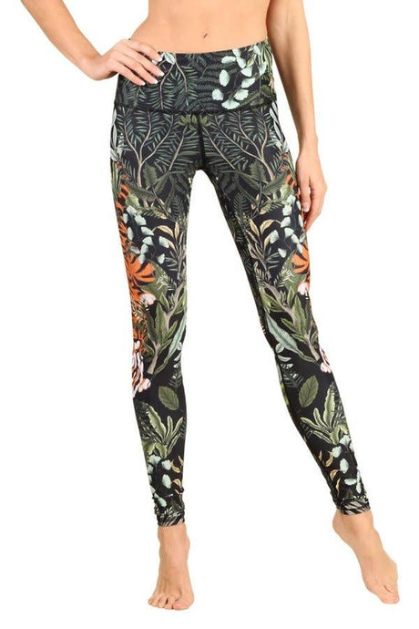 Rawr Talent Printed Yoga Leggings