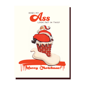 Offensive + Delightful - * ASS SANTA