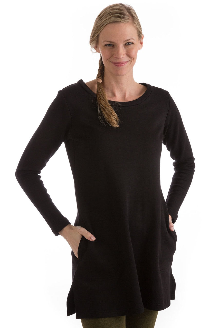 Emery Sweatshirt Tunic