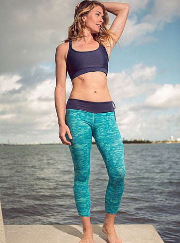 Esterillos - Capri Leggings
