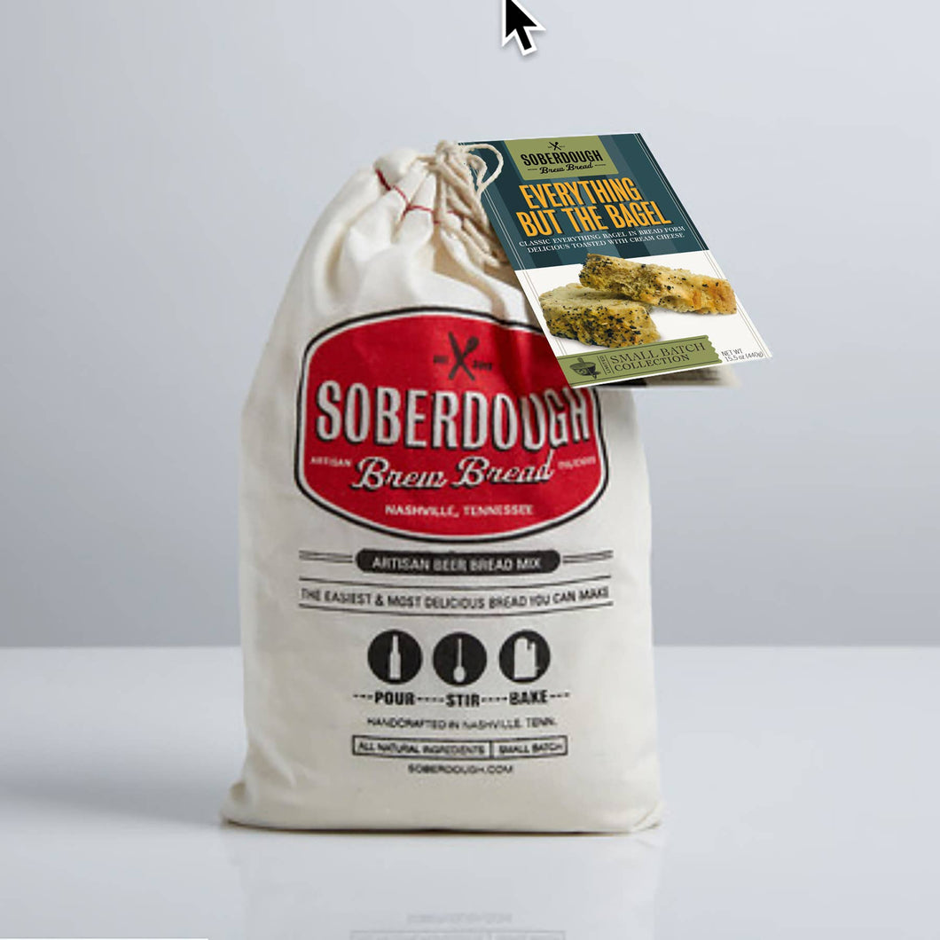 Soberdough - Everything But The Bagel - Half Case