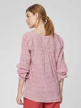 Tajo Printed Blouse