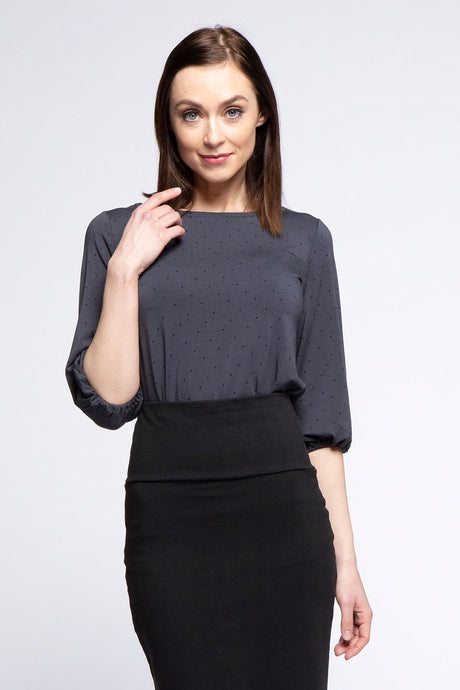 Fallon 3/4 Sleeve Tunic