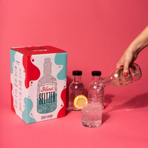 Hard Seltzer DIY Kit
