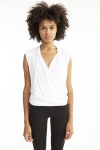 Organic Cotton and Eucalyptus Monarch Top - Good Aura LLC